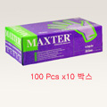 [Maxter/Malaysia]라텍스 글러브  <br><b>Latex Glove